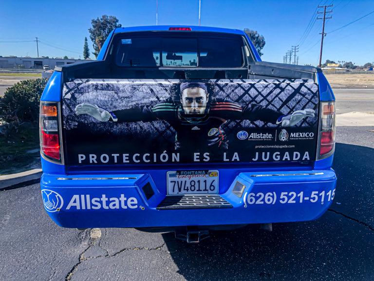 Wrap my truck